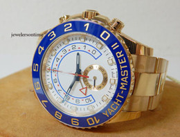 Wholesale Top Selling Digital Watches - Hot Selling Top quality Luxury Watch II 116688 White Dial Stainless Steel Automatic Mens Men's Watches