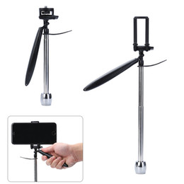 Wholesale Mini Handheld Stabilizer Cameras - 2 in1 Mini Handheld Camera Stabilizer Video Recorder Steadicam For All Sports Action Cameras and Smart Phones