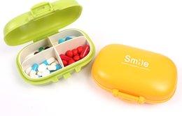 Wholesale Small Medicine Storage - hot sales Portable small PCS Creative marca dragon pill case medicine box Plastic Storage Box and jewel case