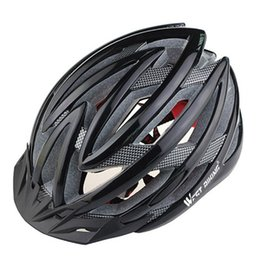 Wholesale Bicycle Helmet Bmx - 22 Vents BMX Mountain Cycle Helmets Unisex Bike Integrally-molded Cycling Revel Bicycle EPS Helmet Protect accessories Capacete