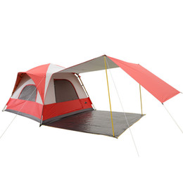 Wholesale Product Room - Wholesale- Wnnideo 4-6 Person Outdoor Products Double Deck Automatic Tent Camping Beach Tent Waterproof Portable Wholesale