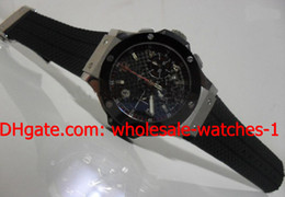 Wholesale Swiss Automatic Movement Chronograph - Wholesale - Luxury Watch Factory Swiss Eta 7750 Movement Chronograph Men's Watches With Box & Papers