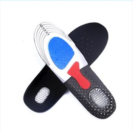 Wholesale Massage Health Insole - adjustable men and women Massage Silicone shoes Insole Damping Cushion Sports Multifunction Climbing Health Insoles H016