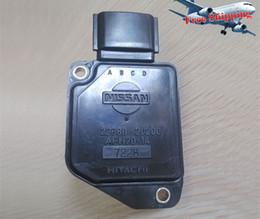 Original 22680-2J200 AFH70-14 Air Flow Sensor Nissan QX4 Primera P11 Pathfinder Terrano R50 226802J200 AFH7014 MAF Sensor