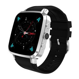 Wholesale Play Fitness - watches N8 smart Android mobile phone MT6580 Quad-core with SIM card bluetooth camera pedometer Wifi GPS WCDMA 3G google play store