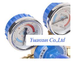 Wholesale Pressure Gauge Oxygen - Wholesale-Oxygen pressure reducer gauge welding and cutting table