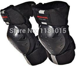 Wholesale Motorbike Pads - Adults Motorcycle Protective knee pad Bicycle racing Knee Protector motorbike Cycling motocross knee pad Guards Moto Accessories