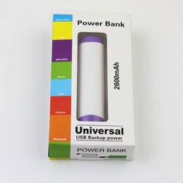 Carregadores portáteis on-line-Banco de potência para iphone6s 6 s plus para galaxy s7 s7 edge para celular portátil mini estilo carregador 20 pcs / up