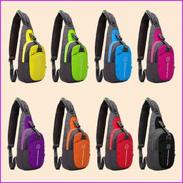 Wholesale Multiple Bags - (7 Colors) Multiple-use Bosom Bag Single Shoulder Backpack for Outdoor Sports, Nylon Travel Chest Bag For Men Women