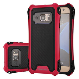 caseología iphone 6s Rebajas Para iphone7 7plus Caseology Hybrid Armor Rugged TPU PC Funda a prueba de golpes para iPhone6 ​​6s 6Plus 6sPlus TPU Armor Case DHL Free SCA134