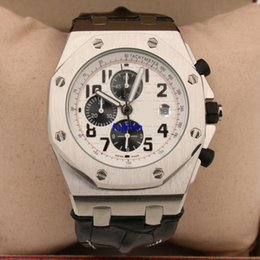 Wholesale Men Models Dress - Big Sell luxury brand watch men AP 42mm Quartz royal oaks aaa Watch model False watch aaa clock AAA replicas watches 24