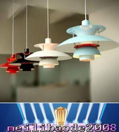 Wholesale Ph5 Pendant - modern Contemporary Poul Henningsen PH5 Pendant l amp Loui Poulsen Suspension Lamp Pendant Chandelier free shipping MYY