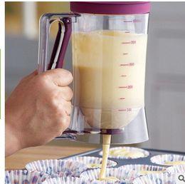 Wholesale Paste Cup - High-quality Separation Valve Measuring Cup Cake Special DIY Batter Dispenser Cake Batter Batter Funnel Cream Paste Separator Cake Maker