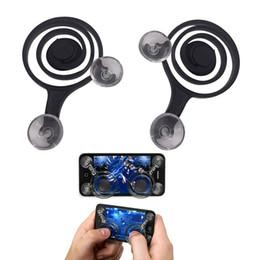 Аркадные игры с сенсорным экраном онлайн-Оптово-2шт / комплект Zero Any сенсорный экран Джойстик Смартфон мобильного телефона Джойстики для мобильных Мини-джойстики для телефона планшета Аркадные игры