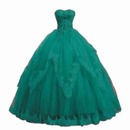 Querida Lace Tulle Quinceanera vestido 2018 vestido de baile de cristal apliques de volta Lace Up Prom vestidos foto Real de