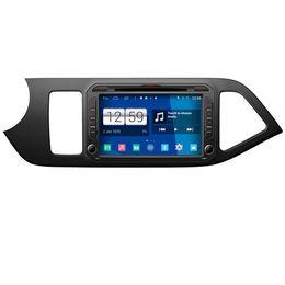 Wholesale Kia Picanto Stereo - 8'' Winca S160 Android 4.4 Car DVD Stereo For Kia Picanto 2012 With Radio Audio GPS Map Camera Mirror Link