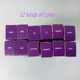 Wholesale Wholesale Paint Kits - Wholesale Tarte Makeup Tarte Tarteist Lip Paint 12 Colors Matte Liquid Lipstick Make up Tarte Lipgloss Lipsticks Kit Free Shipping