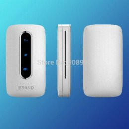 Wholesale Portable Router Sim Usb - Free shipping and wholesale portable 3g usb wifi router with sim card cdma rouer support 3000mAh power bank and rj 45 port