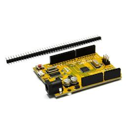 Wholesale Arduino Micro Board - UNO R3 ATmega328P CH340 Micro Mini USB Board for Compatible-Arduino