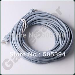 Wholesale 15m Ethernet - 15M 50 FT RJ45 CAT5 Ethernet LAN Network Cable