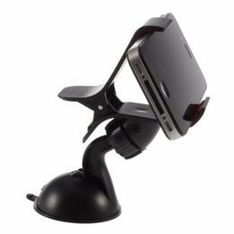 2019 iphone5 автомобильный держатель Универсальный 360-градусный автомобильный держатель для мобильного телефона с креплением на лобовое стекло и подставкой для iPhone5 4S для смартфонов Samsung Samsung $ 18no скидка iphone5 автомобильный держатель