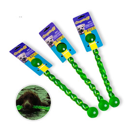 Wholesale Hot Dog Bar - Dog Toy Multi Function Molar Stick High Quality Bite Tooth Cleaning Pet Resistant Bite Torsion Bar Hot Sell 16cy F R