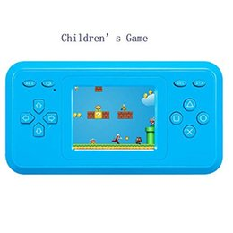 Wholesale Portable Menu - RS-28 handhold game console Built-in 298 video game console with 1.8 inch colorful screen Mini portable English menu