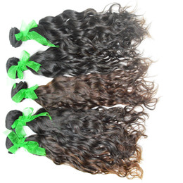 Wholesale Complete Weave - DHgate Peerless Complete Human Hair From Indian Pussy Girl 3pca lot 300g Good Quality Unprocessed Hair Weaving Free Shipping via DHL