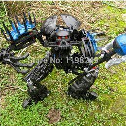 Wholesale Decool Robot - Decool Star Soldier War Demon Von Nebula 9366 Building Blocks Sets 156pcs Legoland Robot Action Figures DIY Bricks Toys