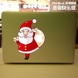 "Wholesale Vinyl Sticker Macbook - Santa Claus  Saint Nicholas -1 Vinyl Local Decal Sticker Skin for Apple MacBook 12""air11"" 13"" Pro13"" 15"" 17"" Retina13"" 15"""