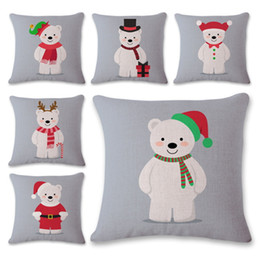 Dropshipping Bear Cushion Covers UK Free UK Delivery on Bear