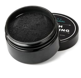 Wholesale Nature Tea - Nature Activated Charcoal Teeth Whitening Powder Coffee Tea Stains of Smoking Removal Deeply Cleaning Oral Hygiene Care gift