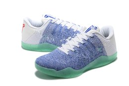 Wholesale China Sneakers Factory - 2016 china factory Kobe XI Elite Low Basketball Shoes Men New Arrival Sneakers Cheap Retro 11 Weaving Kobe 11 Sport Boots