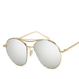 9cc4e350a667 Fashion Designer Sunglasses For Women With Metal Frame Korean Brand Luxury  Sunglasses Personalized High Quality Designer Glasses UV400