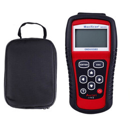 Wholesale Codes For Wholesale Factory - MaxiScan MS509 factory price OBDII EOBD Car Scanner tool ms509 Auto Code Reader Work For US&Asian&European Car