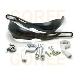 Wholesale Gears Parts - BLACK Hand Guards xt tt ttr 125 225 250 350 500 600 Motocycle Accessories Parts Protective Gears