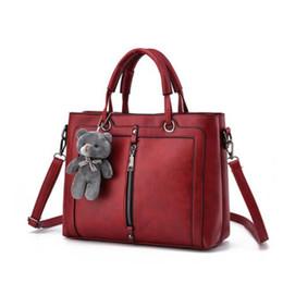 Wholesale Red Cashmere Fabric - Boston bag inclined shoulder ladies hand bag women PU leather handbag sac 2016 woman bags handbags women famous brands