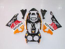 Kits de carenado honda cbr 929rr online-Nuevo conjunto de carenado para Honda CBR 900RR 929RR 1992 1993 92 93 de plástico ABS Juego de carrocería