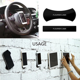 Wholesale Iphone Sticky Mats - Nano Rubber Sticky Pad Anti-Slip Mat Gel Dash Car Mount Holder for Cell Phone