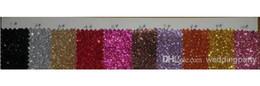 Livraison Gratuite Superbe Couleurs Fine Bits Glitter Papier Peint Revêtement Mural Décoratif Artisanat De Mariage Tapis Tissu D'ameublement ? partir de fabricateur