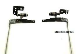 Wholesale Hp Battery Pavilion - NEW Laptop LCD Screen hinges left right for HP Pavilion DV6-3000 Free Shipping