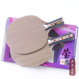 Wholesale Donic Racket - Wholesale-Original Donic OVTCHAROV SENSO V1 table tennis blade 22811 32811 table tennis rackets racquet sports