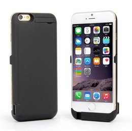 Wholesale Latest Iphone Case Cover - Latest Product High Capacity Backup Power Bank External Battery Charger Case Cover For iPhone 6 4.7inch i6s Charger Case