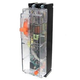 Wholesale Earth Leakage - Wholesale-Transparent AC 220V 40A 2P ELCB Earth Leakage Circuit Breaker