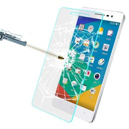 Wholesale Oppo Phones - Ultra Thin Tempered Glass Screen Protecter for OPPO R831 R829 8007 R827 6007 R8207 R2017 R2001 Glass Protector for OPPO Phone Anti-scratch