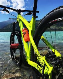 bicicleta de fibra de carbono preta fosca Desconto 2017 PASS QUEST liga de alumínio AM mountain frame h1 liberação rápida eixo do tambor versão 27.5 650b 3 cores