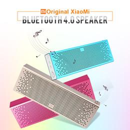 Original Xiaomi Mi Haut-parleur Sans Fil Mini Haut-Parleur Carte Micro SD TF Aux BT4.0 pour i / téléphones et Téléphones Android Portable Handfree ? partir de fabricateur