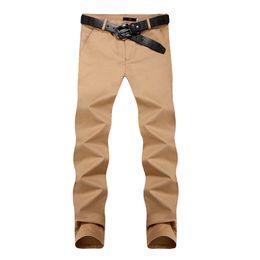 Wholesale Wholesale Slim Pants - Wholesale-Mens Harem Pants New 2016: Slim Fit Male Pantalones Sarouel Homme Casual Dress Pants Trousers Chinos with 8 Colors, Size 28-36