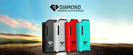 Wholesale Premium Diamonds - New Arrived Original 1 pc Airis Diamond V11 Vaporizer Kits Air-operated Kit Premium Vaporizer 280mAh Battery Auto Vape Mod Kit Starter Kits