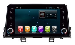 Wholesale Dvd Kia Picanto - For 2017 Kia Picanto 8inch Car GPS Navigation Android Full Touch Screen and Car DVD System Navigator App